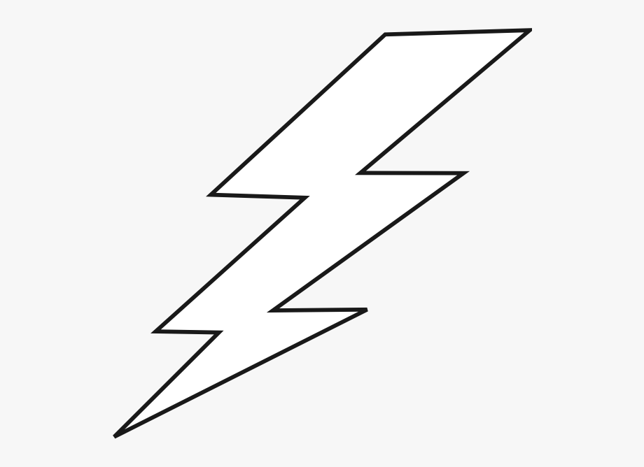 Lightning Bolt Clip Art At Clipart Library.