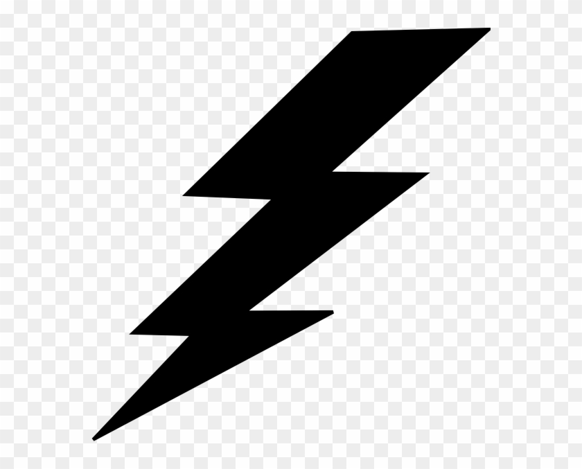 Lightning Bolt Vector Png, Transparent Png (#418166).