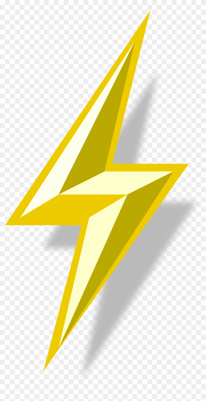 Lightening Bolt Png.