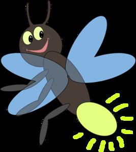 Lighting Bug clip art.