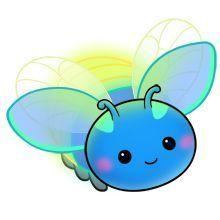 Cute lightning bug clipart 6 » Clipart Portal.