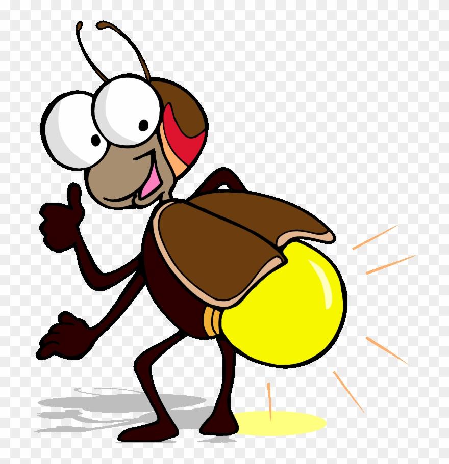Funny Flying Bee.