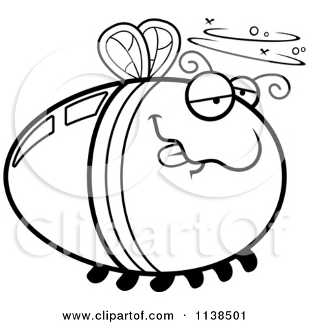 Download Lightning Bug Clipart Black And White 7