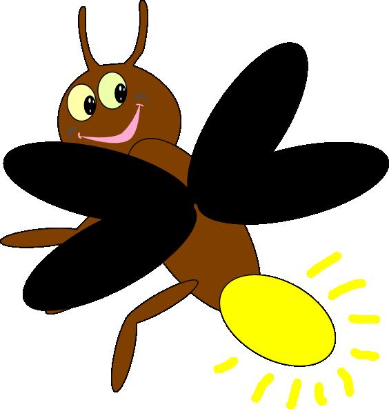 Lightning Bug Clipart.