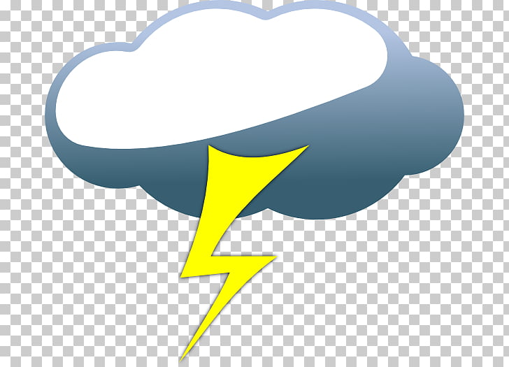 Lightning Cloud Cartoon Drawing , Cloud Lightning s PNG.