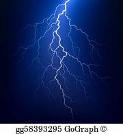 Lightning Clip Art.