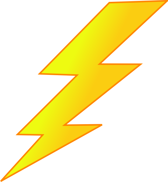 Lightning Clipart For Your Website Free Clip Art Images Png.