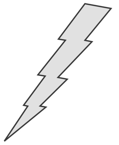 Free Lightning Bolt Graphics, Download Free Clip Art, Free.