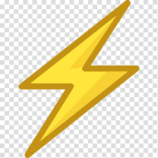Yellow lightning , Adobe Flash Lightning Electricity, flash.