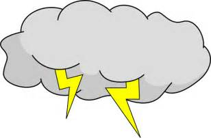 Similiar Storm Clouds Lightning Cartoon Keywords.