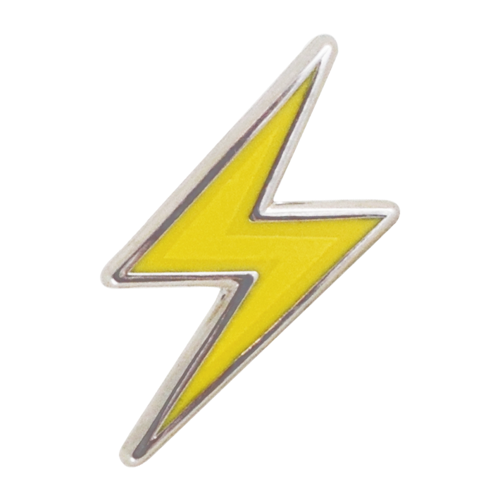 Image Emoji Lightning Vector graphics Sticker.