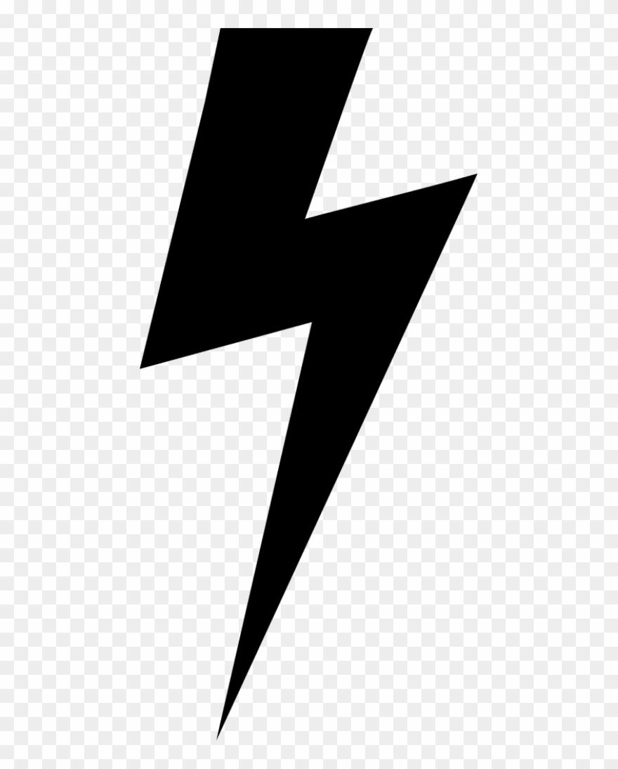 Lightning Bolt Emoji Png.