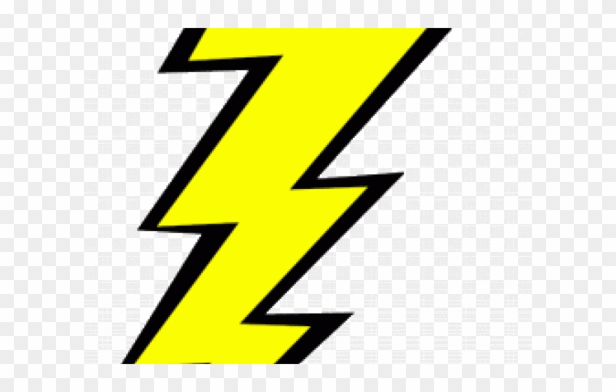 Lightning Clipart Lightening Bolt.