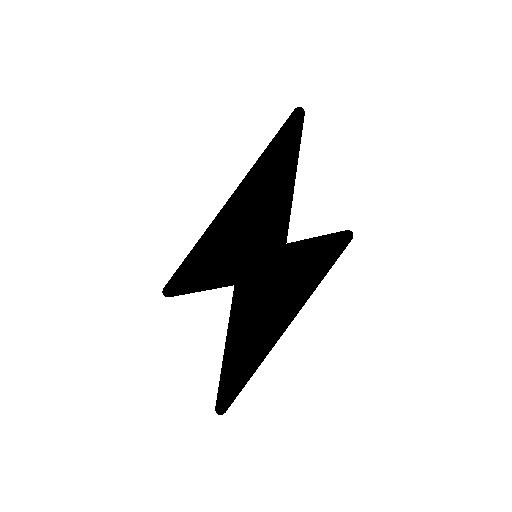 lightning bolt logo png image.