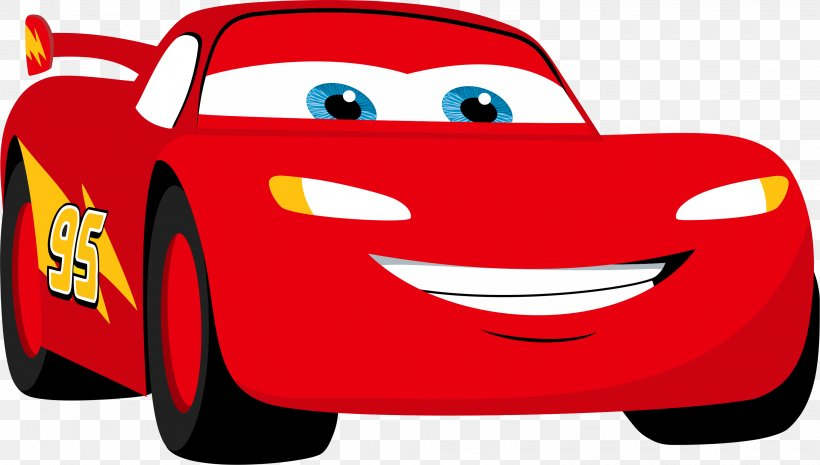 Cars Lightning McQueen Mater Clip Art, PNG, 3001x1704px.