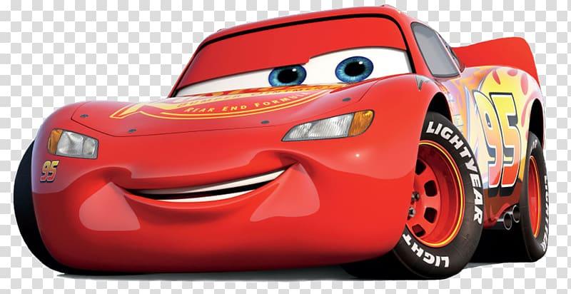 Disney Pixar Cars Lightning McQueen, Lightning McQueen Mater.
