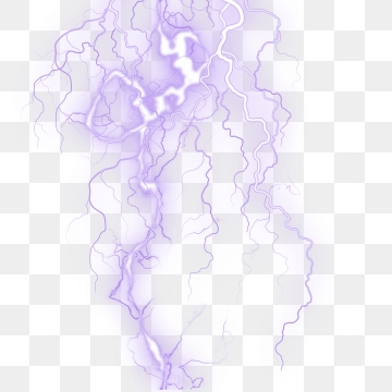 Lightning And Thunder Png, Vector, PSD, and Clipart With.