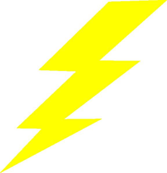Lightning Bolt Art.