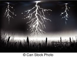 Lightning storm Illustrations and Clipart. 15,730 Lightning.