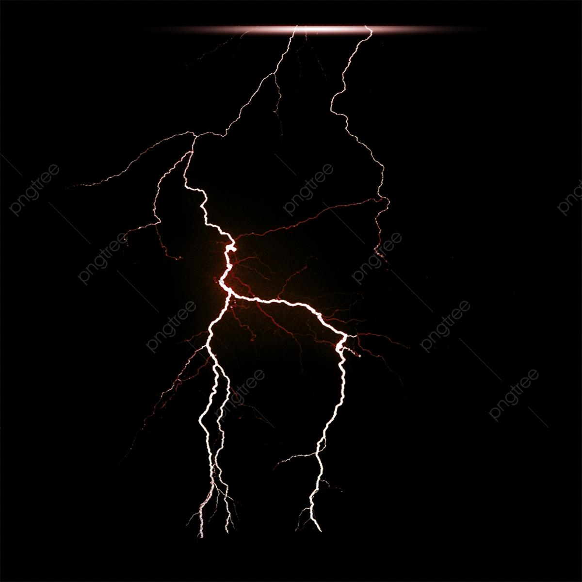 Lightning Flash Storm Effect, Lightning Flash, Storm Effect.