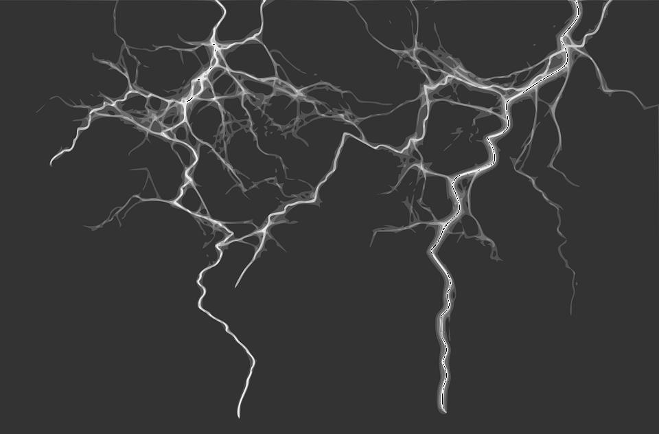 Lightning Storm Weather.