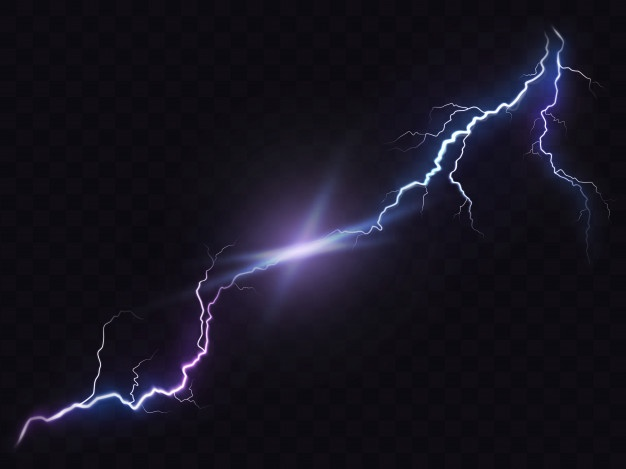 Lightning Bolt Vectors, Photos and PSD files.