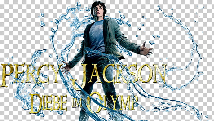 The Lightning Thief Percy Jackson & the Olympians Graphic.