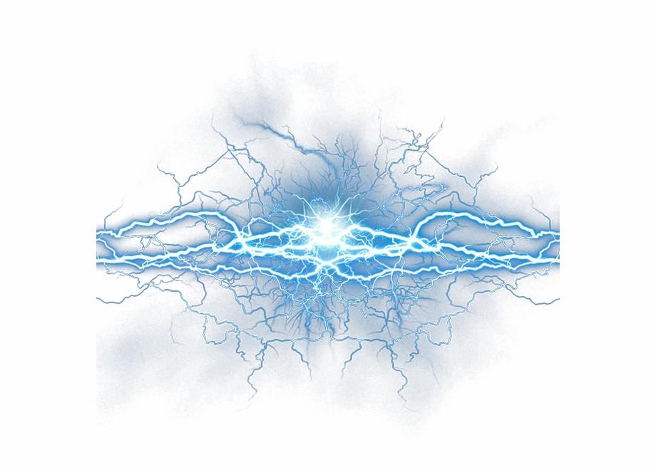 Lightning Png Transparent Image.