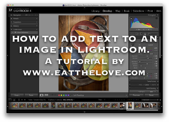 Add Text to Pictures.