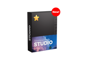 Timelapse+ Studio: A fantastic Lightroom plug.