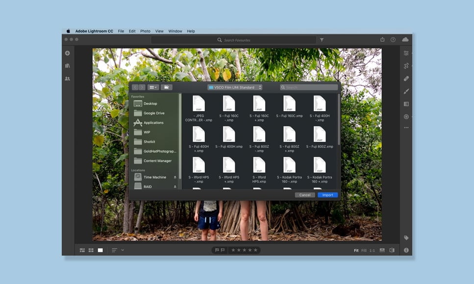 Ultimate Guide to Lightroom CC.