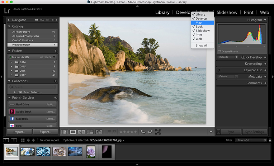 18 Adobe Lightroom Tips and Tricks for Web Designers.