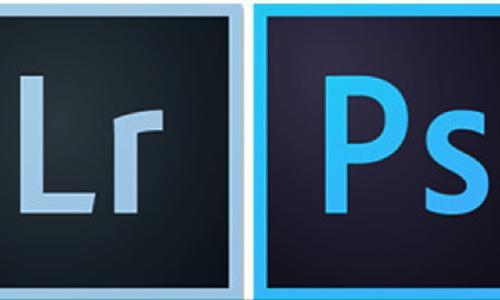 Lightroom vs. Photoshop.