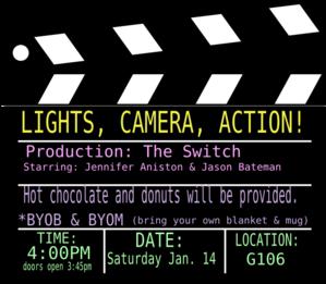 Lights, Camera, Action! Clip Art at Clker.com.
