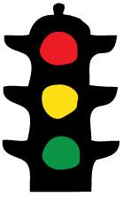 Sight Word Games: Red Light Green Light.
