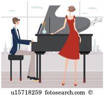 Serenade Clipart and Stock Illustrations. 187 serenade vector EPS.
