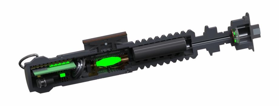 Lightsaber Hilt Png 3D Printed Lightsaber With Electronics.