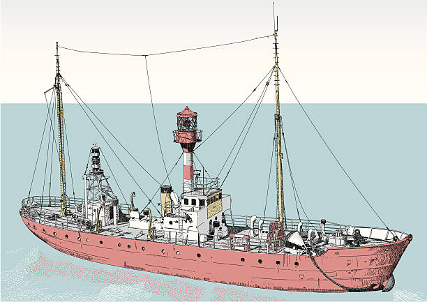Light Ship Clip Art, Vector Images & Illustrations.