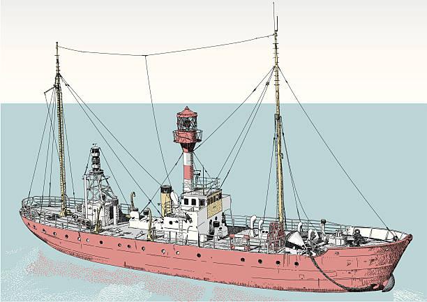 Light Ship Clip Art, Vector Images & Illustrations.