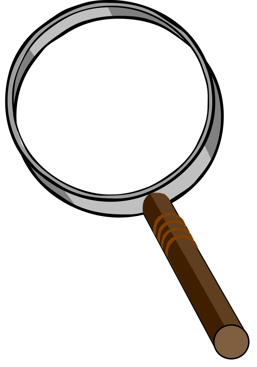 Magnifying Glass Clip Art & Magnifying Glass Clip Art Clip Art.
