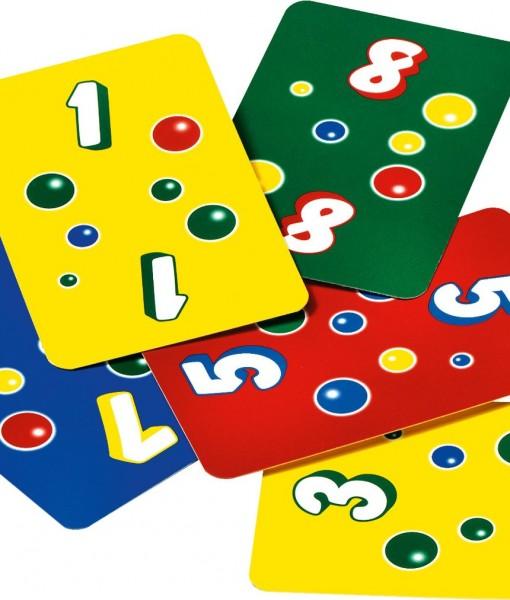 Ligretto Blue Edition Card Game.