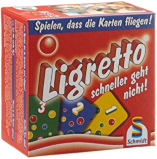 Amazon.com: Schmidt Ligretto Blue Edition Card Game: Toys & Games.