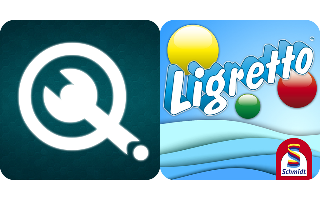 Today's Best Apps: FREEQ And Ligretto.