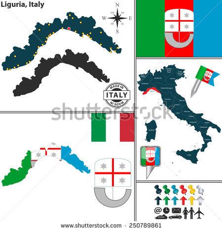 Liguria Stock Vectors & Vector Clip Art.