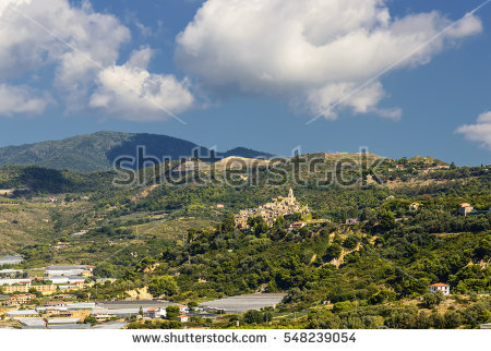 Ligurian Riviera Stock Photos, Royalty.