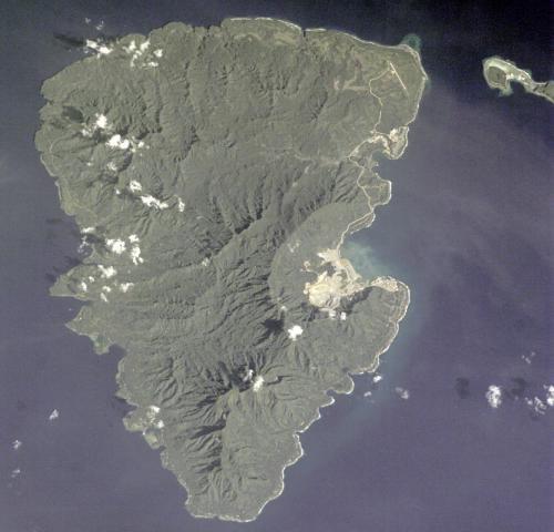 Lihir Island.