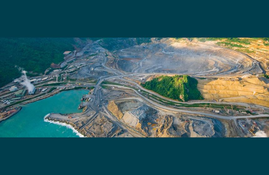 Lihir most productive mine in PNG, and other business.