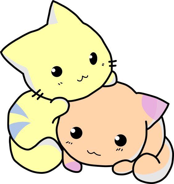 cute cat cartoon pictures.