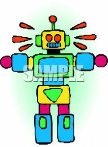 robot clipart 13318067121230497046blue%20robot #md.