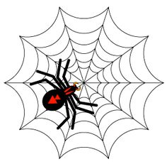 Spiderwebs~Love to look at spider webs and would say this is about.